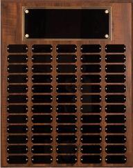 60 Plate Perpetual Plaque