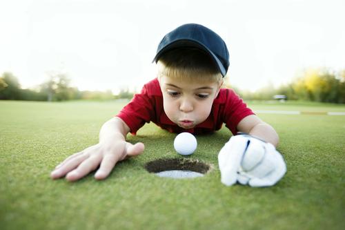 FORE CASA Kids Golf Tournament
