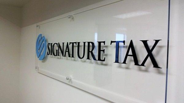 Signature Tax