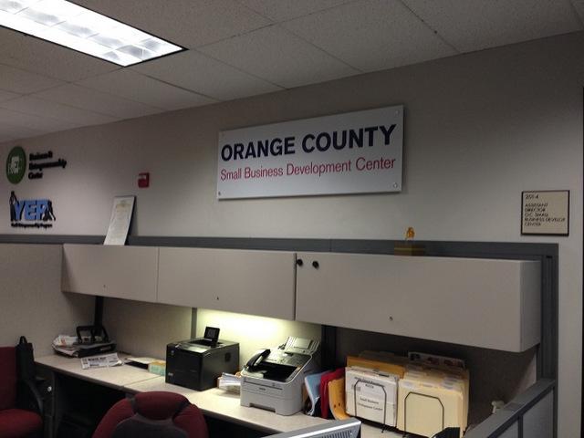 Interior Signs Orange County