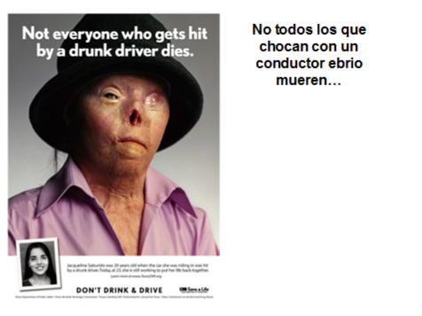 Not everyone hit by a drunk driver dies