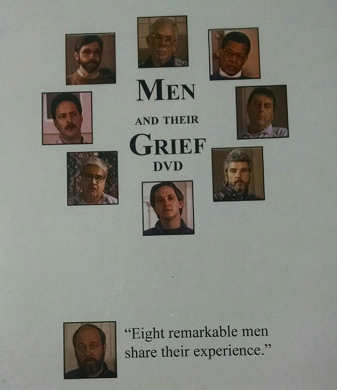 Men and Their Grief DVD
