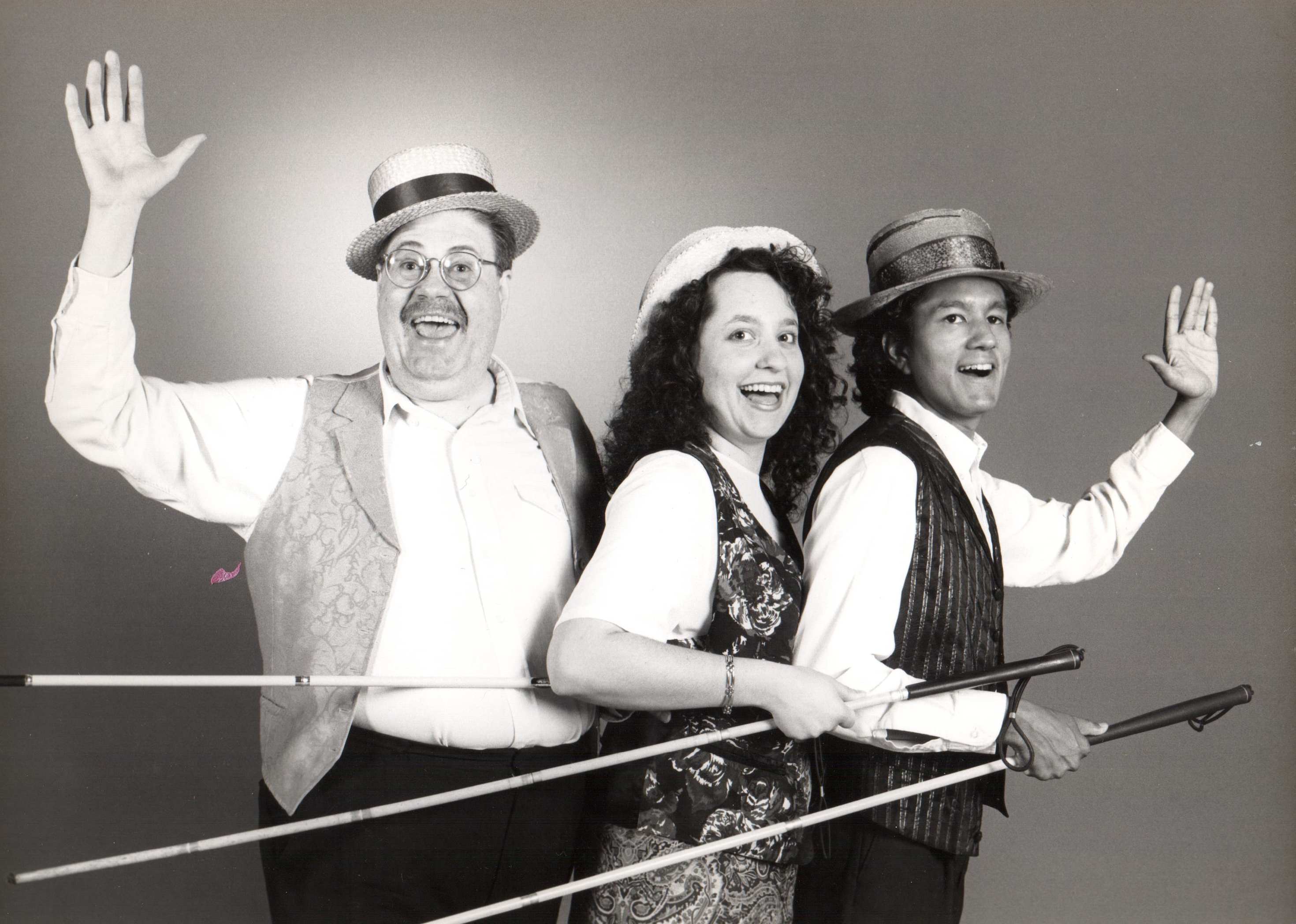 From WHATTYA BLIND, A Musical Revue (1993)