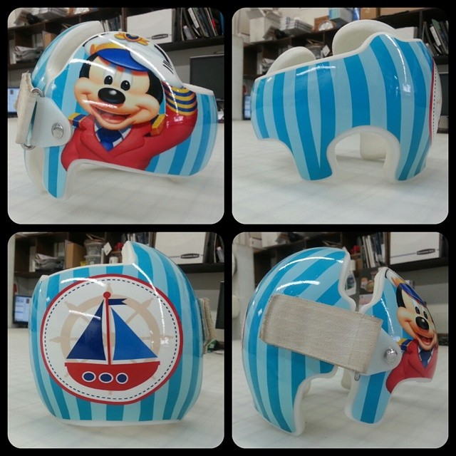 Boating Mickey