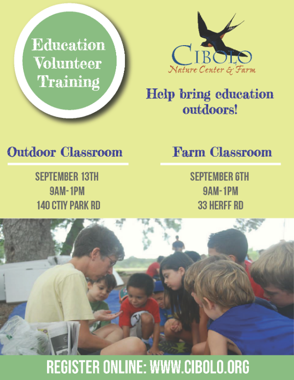FARM: Education Volunteer Training