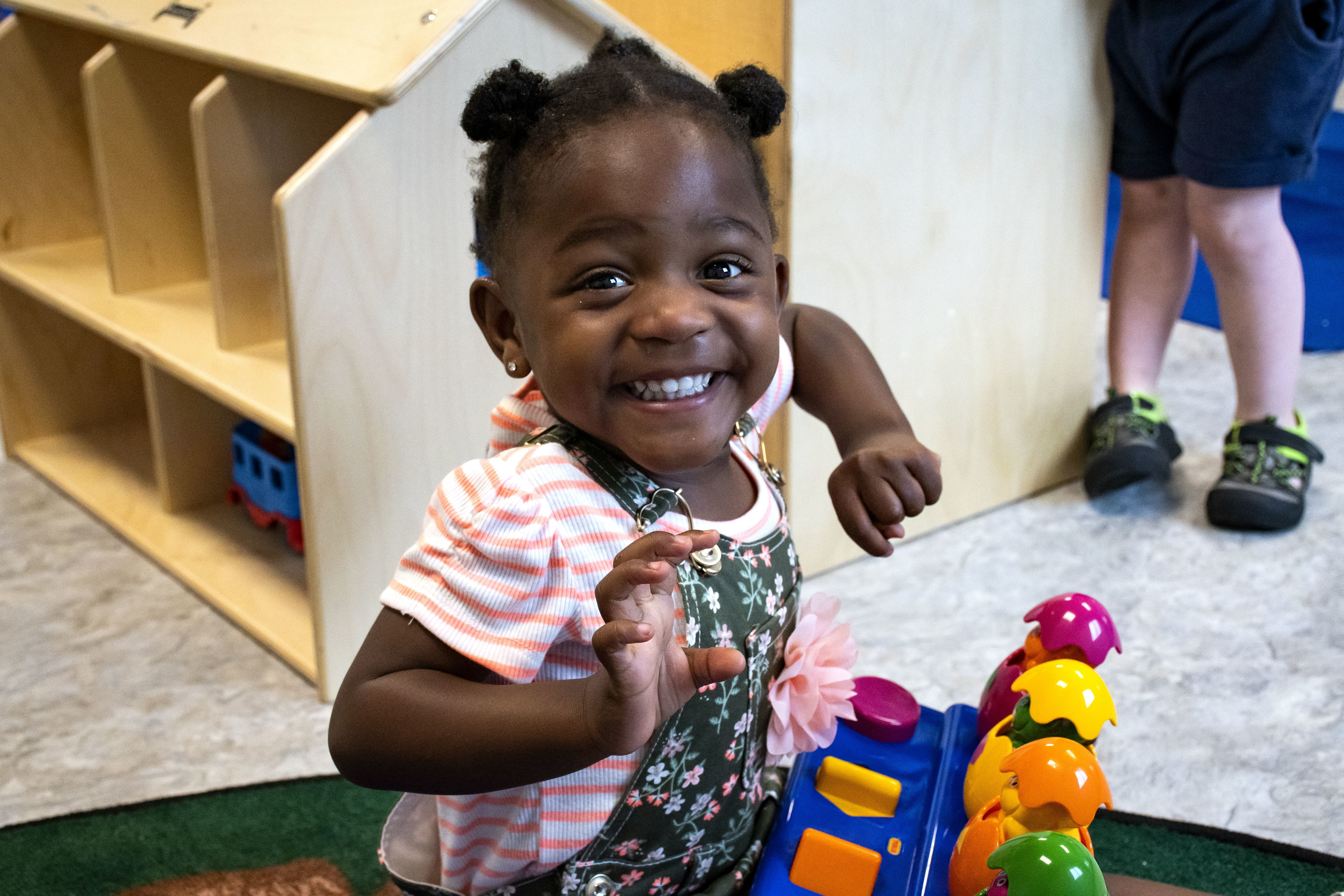 Child Care now available in Erie!