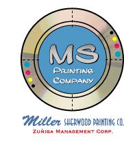 Miller Sherwood Printing