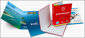 Corporate Folders Printing