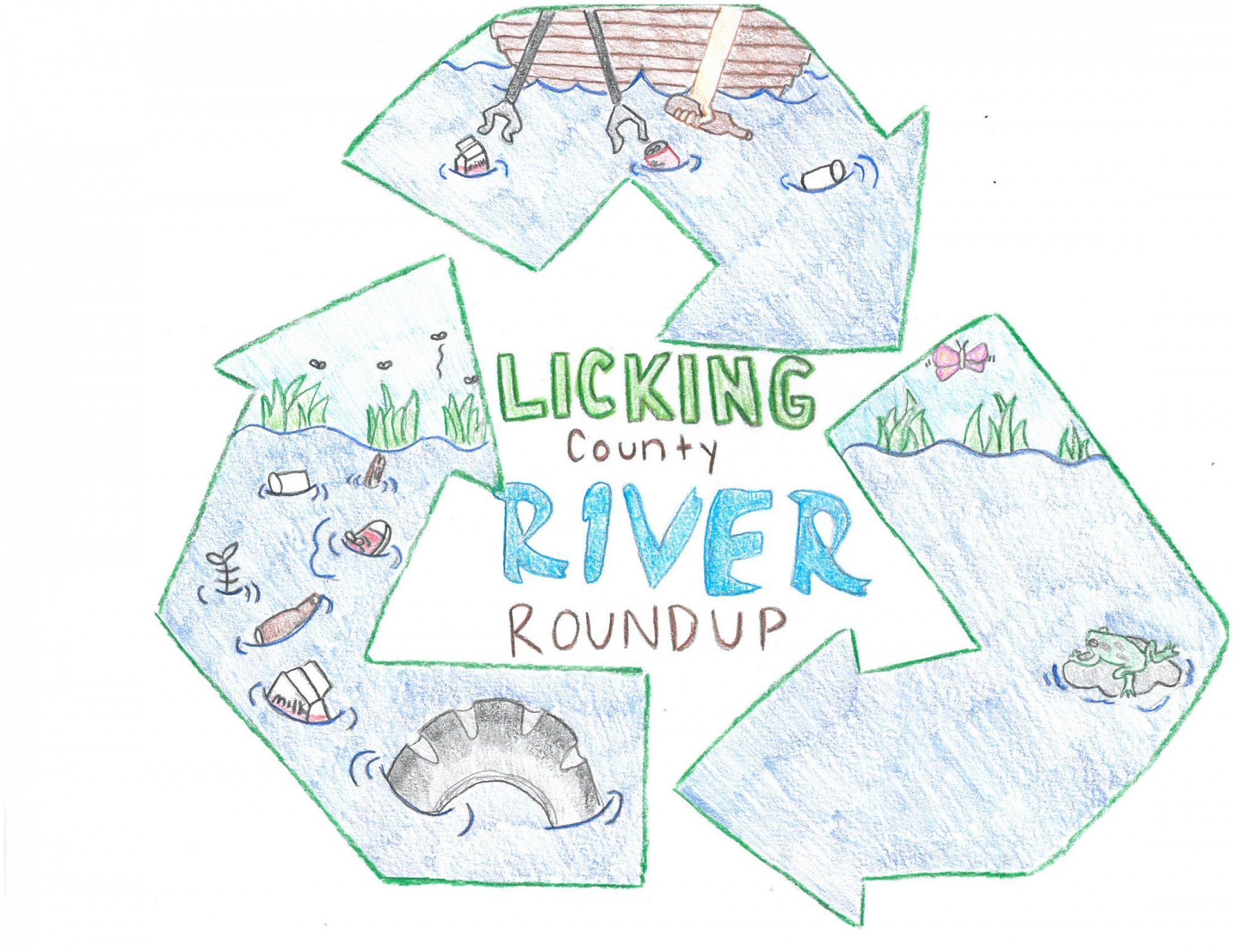 Licking County River Round Up, September 9