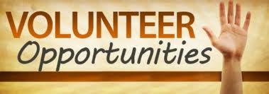 Volunteer View Newsletter and Sign Up