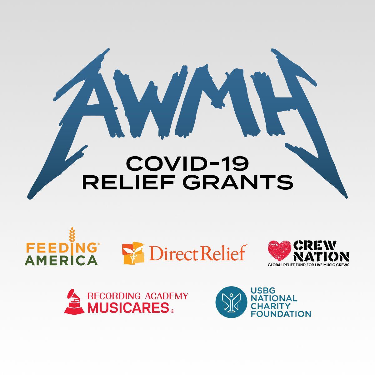 COVID-19 Relief Grants Round 2