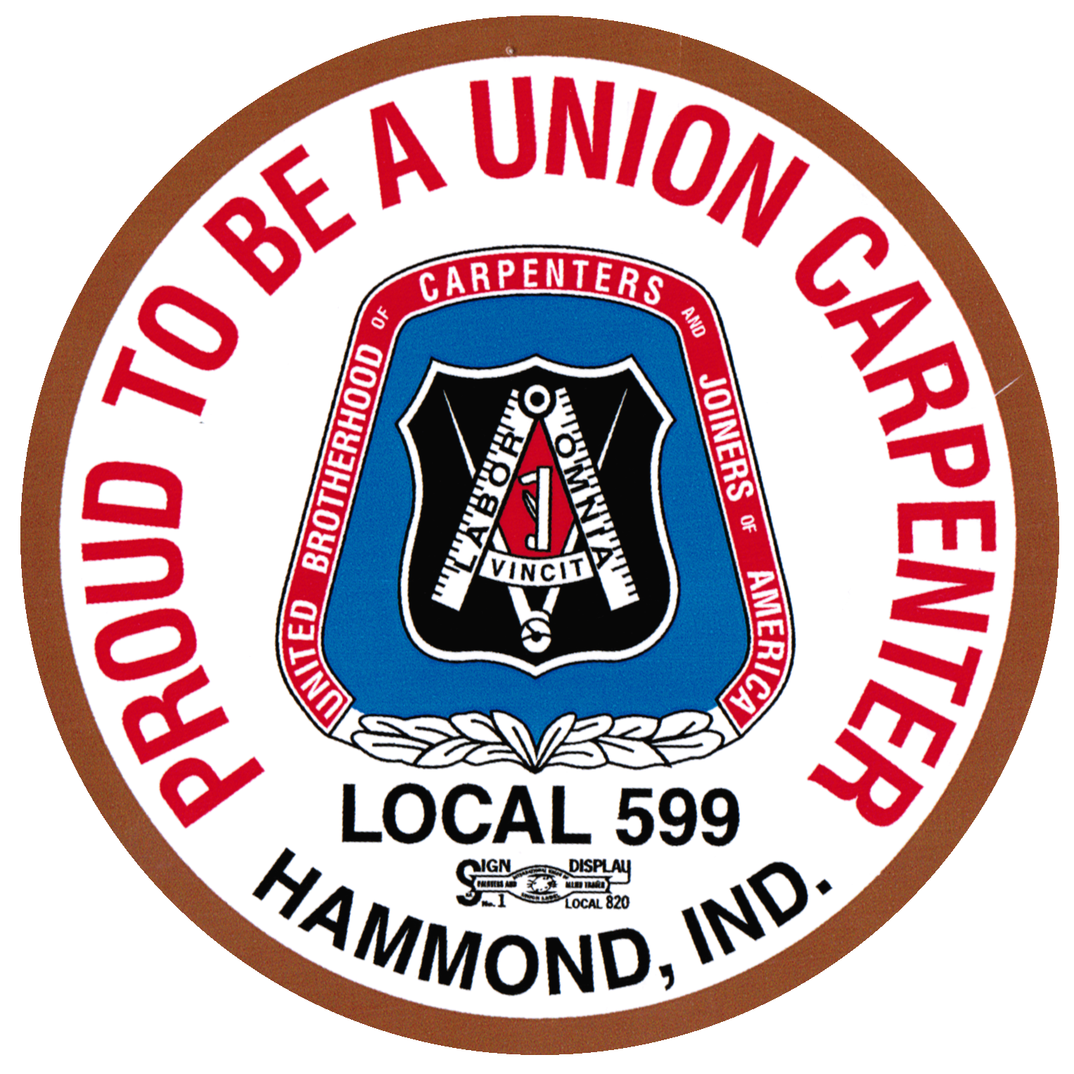 Carpenters Local 599