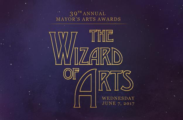 39th MAYOR'S ARTS AWARDS