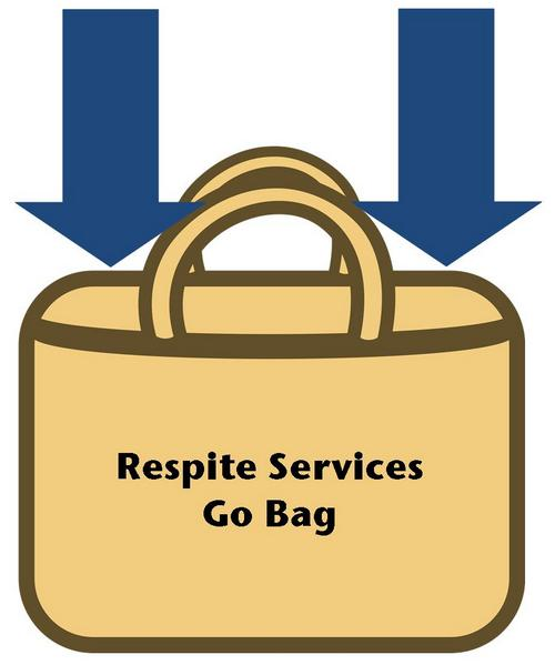 Respite Services Go Bag