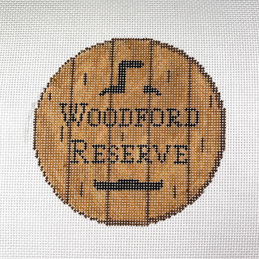 Bourbon Barrel Head - Woodford Reserve