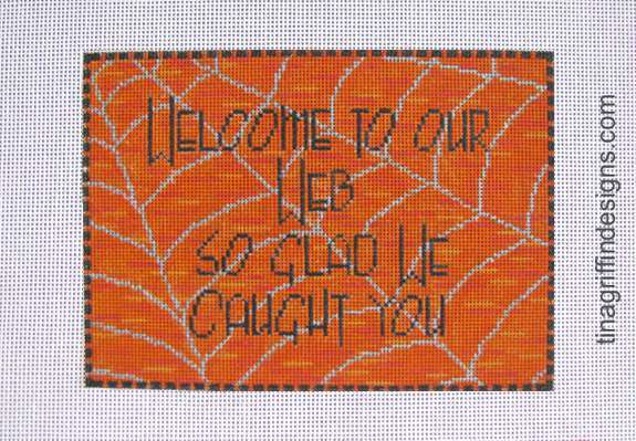 Web Welcome Sign