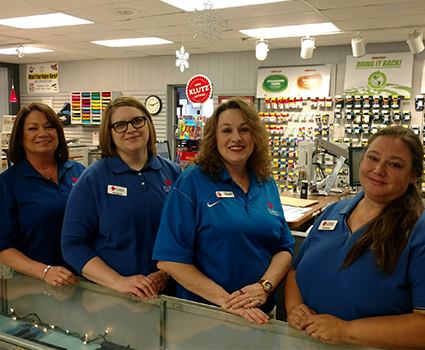 Columbus Eakes Retail Staff