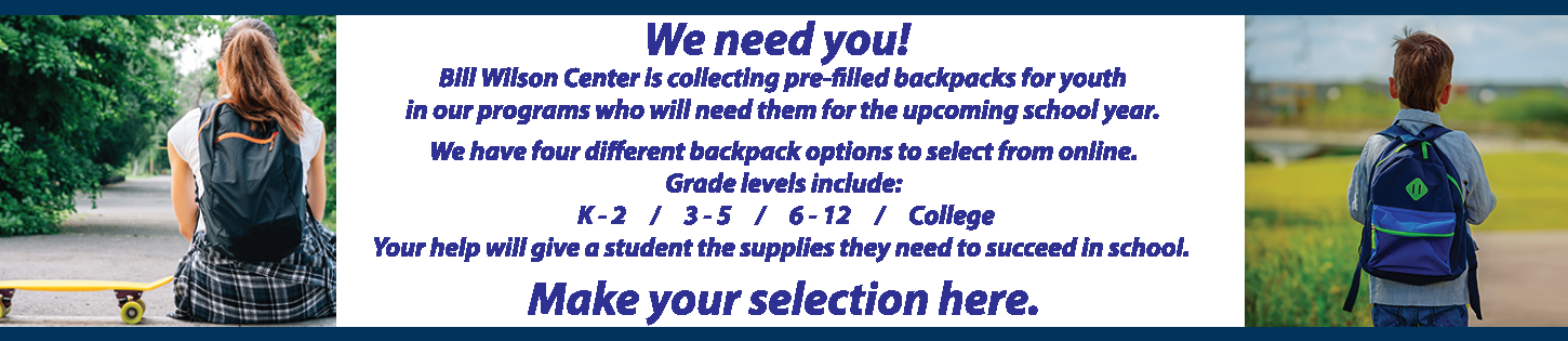 2019 BWC Adopt-A-Student Backpack Drive
