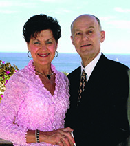 Jim and Sherie Ebers