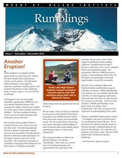 Issue 1 - Nov/Dec 2013