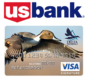 US Bank - Delta Waterfowl Visa®