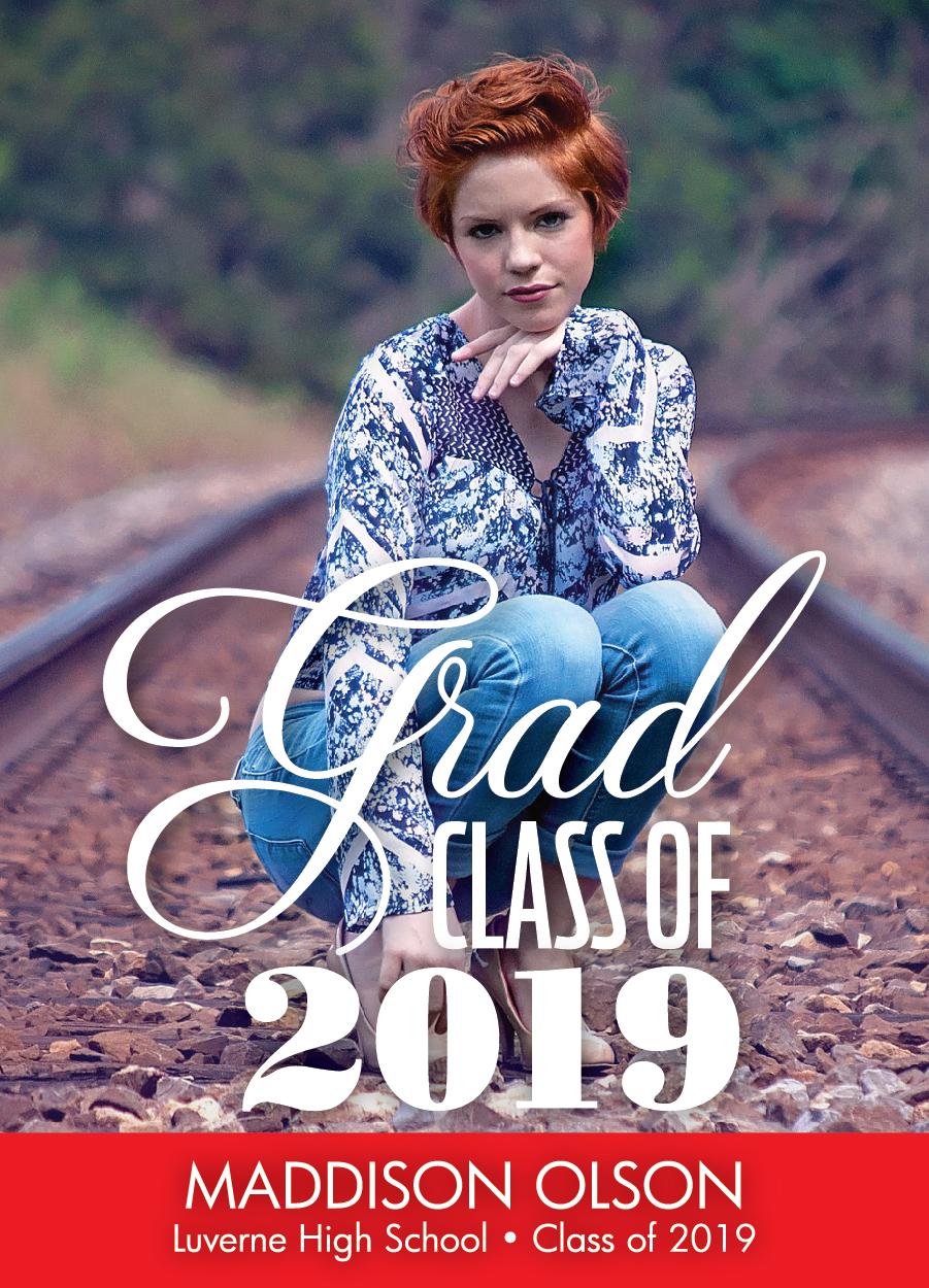 Classy Grad
