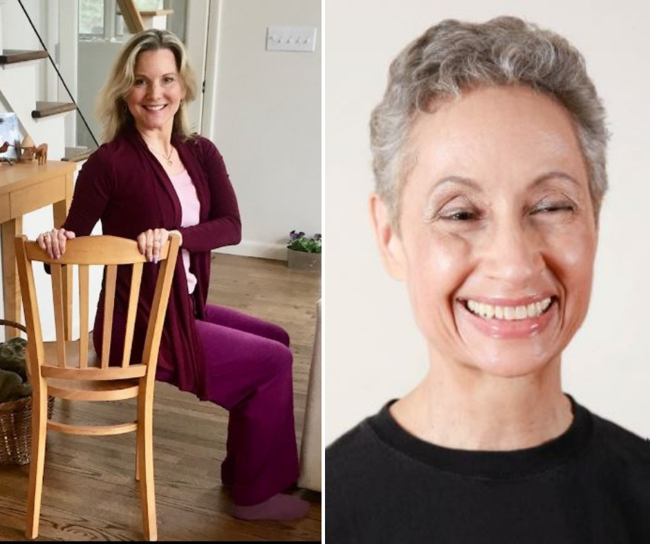 Self-Care Sundays - Chair, Chi & Prana with Melissa, Followed by Meditation with Paula