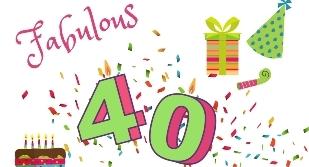 Fabulous Forty Celebration