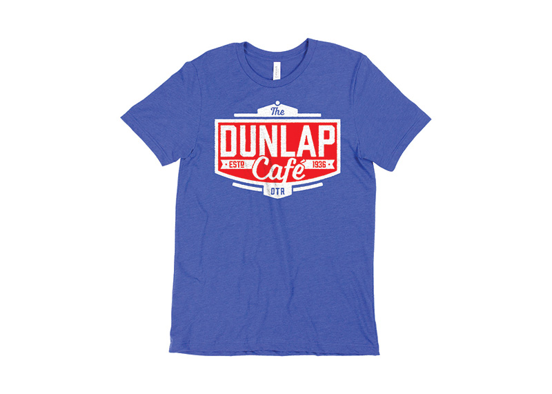 Dunlap Cafe T-Shirt