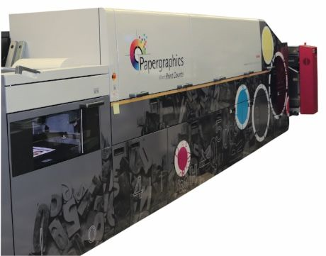 Papergraphics equipment