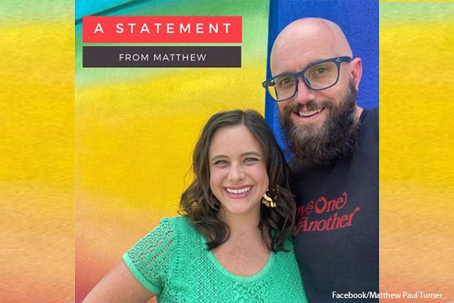 Christian Children's Book Author Announces He's Gay; Getting Divorced