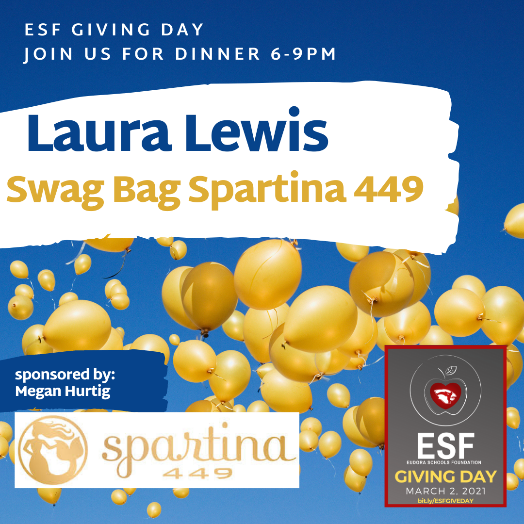Join us for Dinner - Spartina 449 Swag Bag