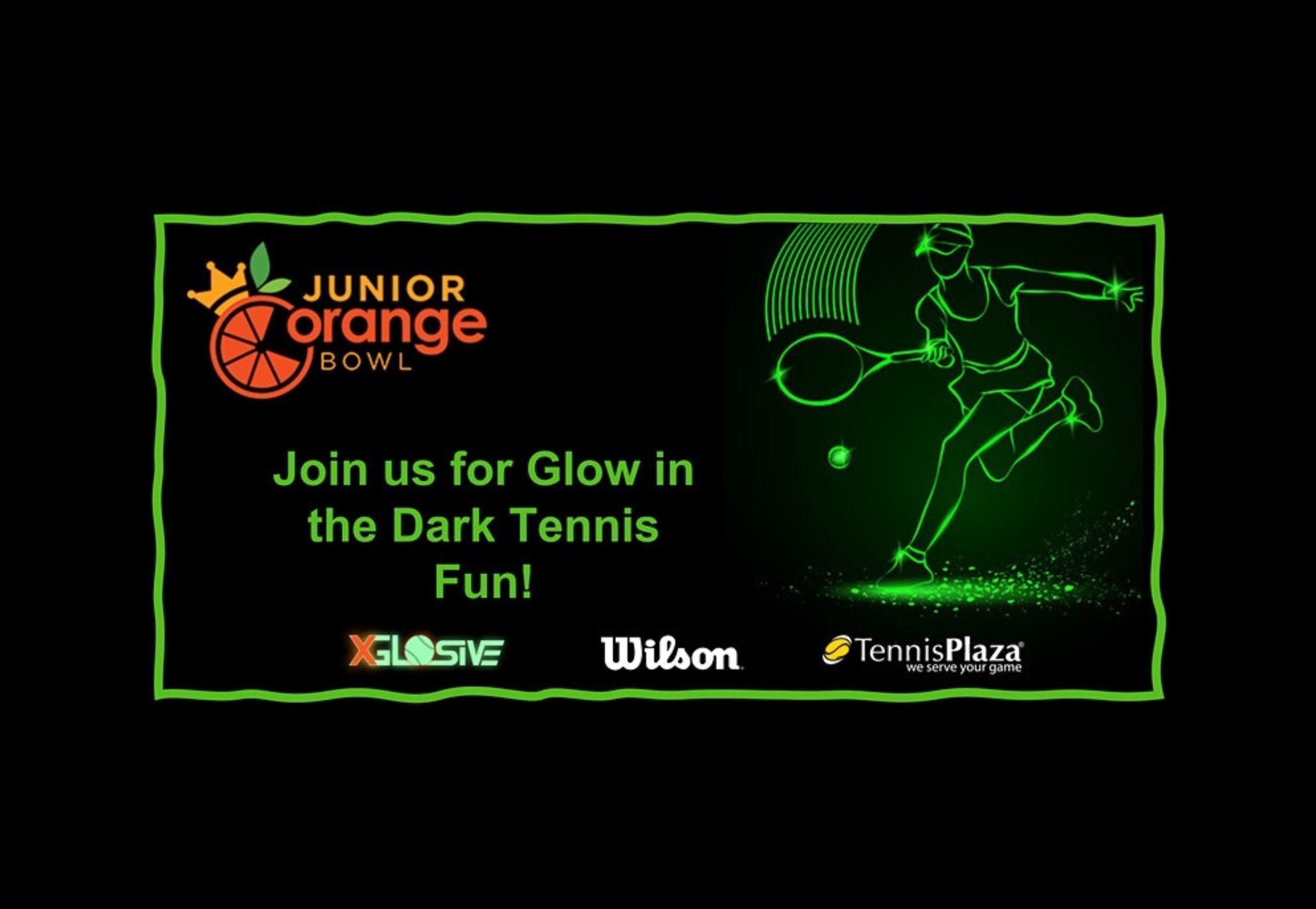 Glow in the Dark Tennis at Biltmore Tennis Center