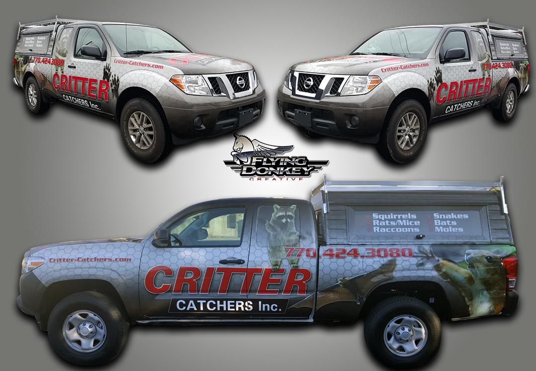 Critter Catchers