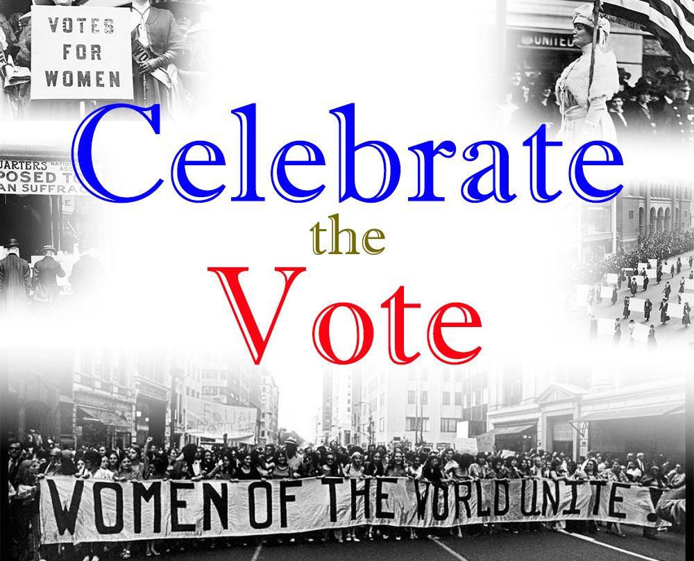 Celebrate The vote