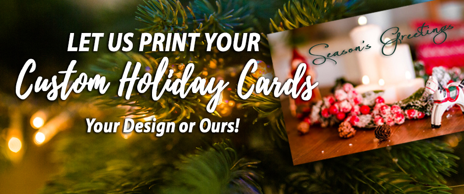 Custom HolidayCards