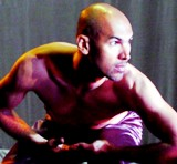 Augusto Soledade, artistic director of Brazz Dance Theatre