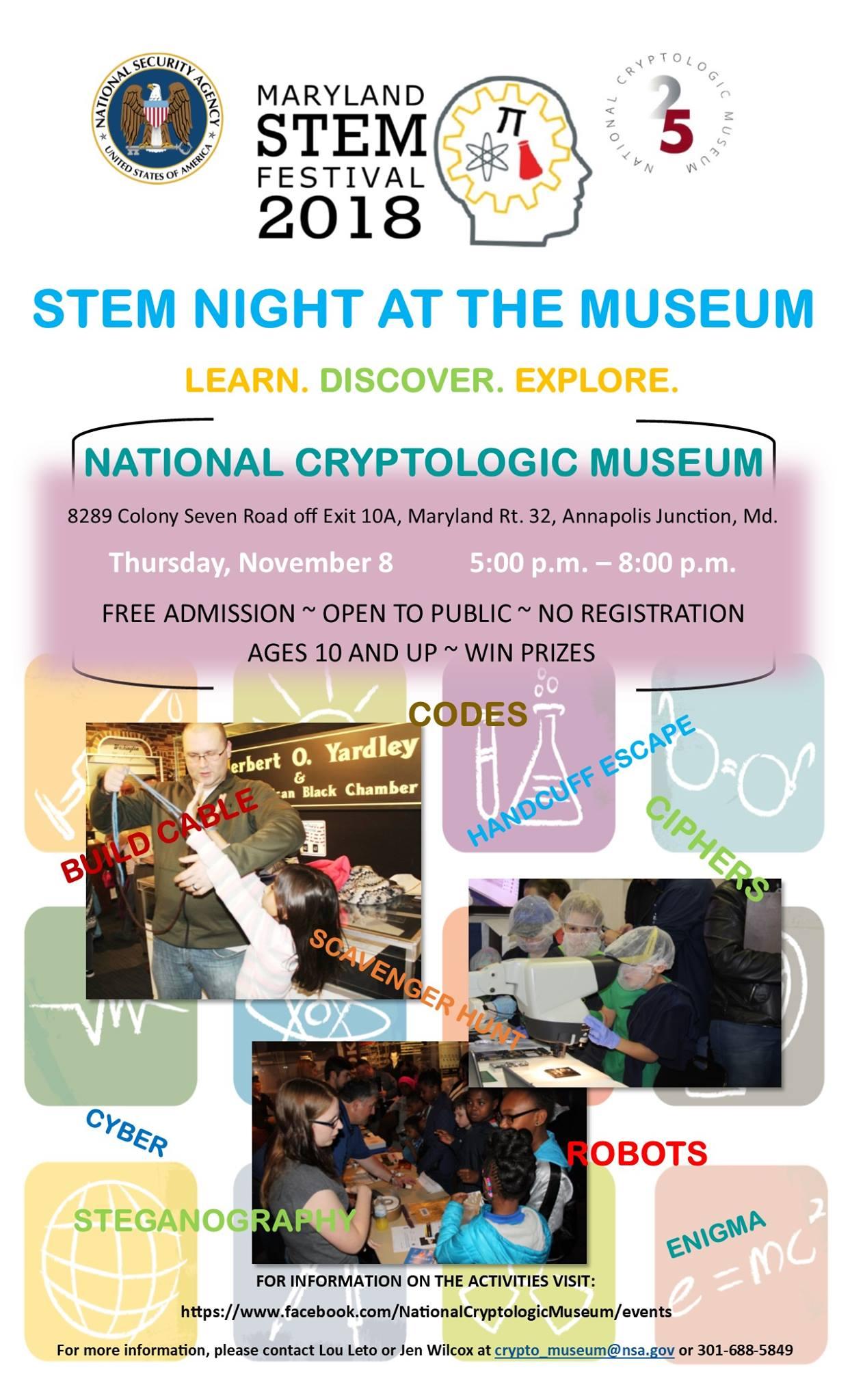 NCM's 4th Annual STEM Fest