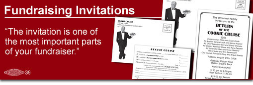 political union fundraiser invitations printing pittsburgh