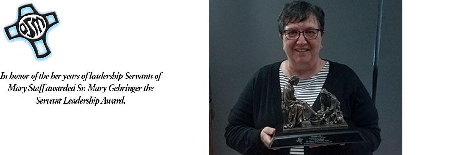 mary award
