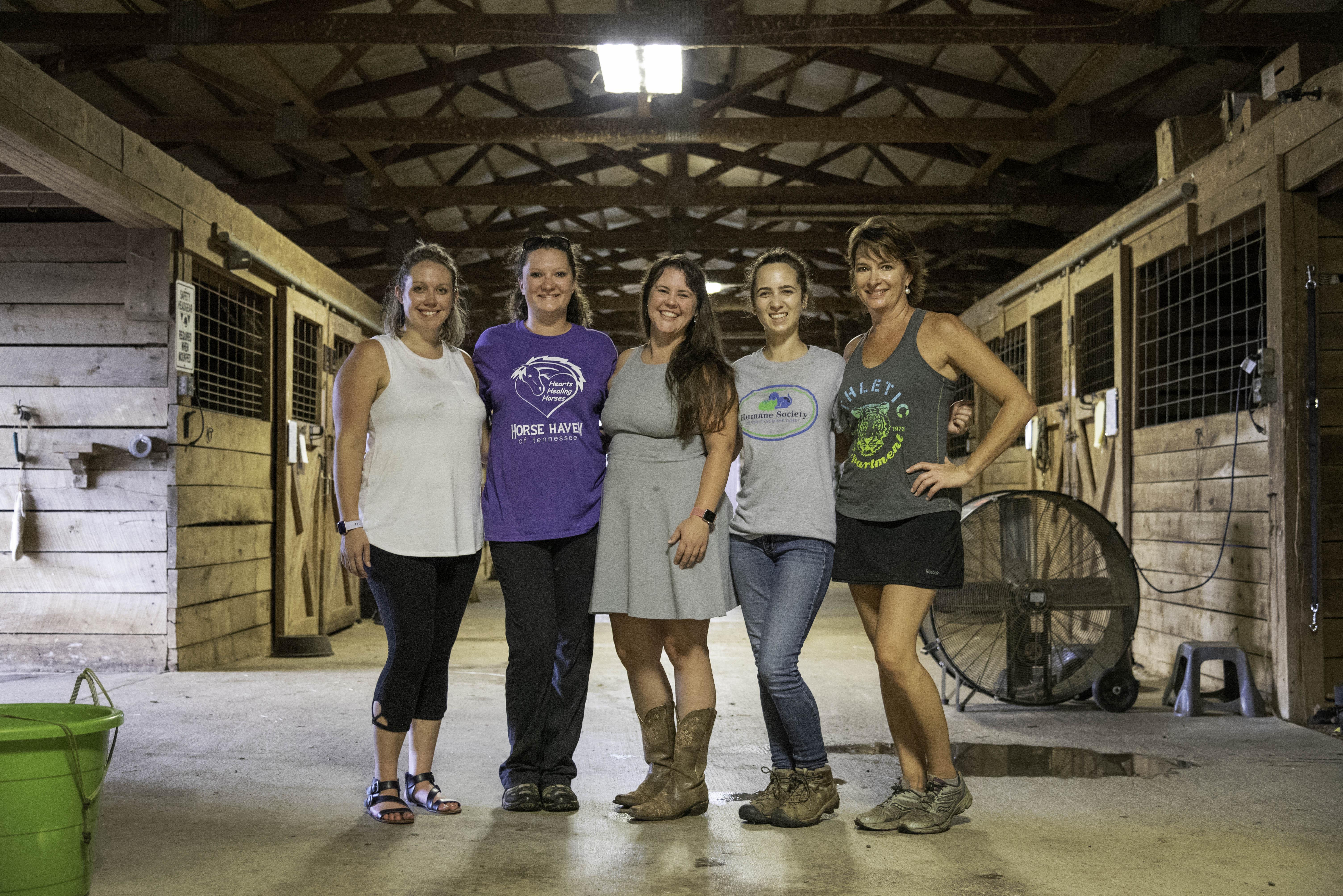 Barn Team Leader