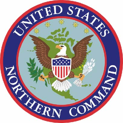 V31740 - Carved Urethane Wall Plaque for US Army Northern Command