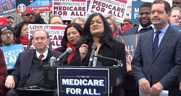 Pramila Jayapal's Floor Speech on HR 1384