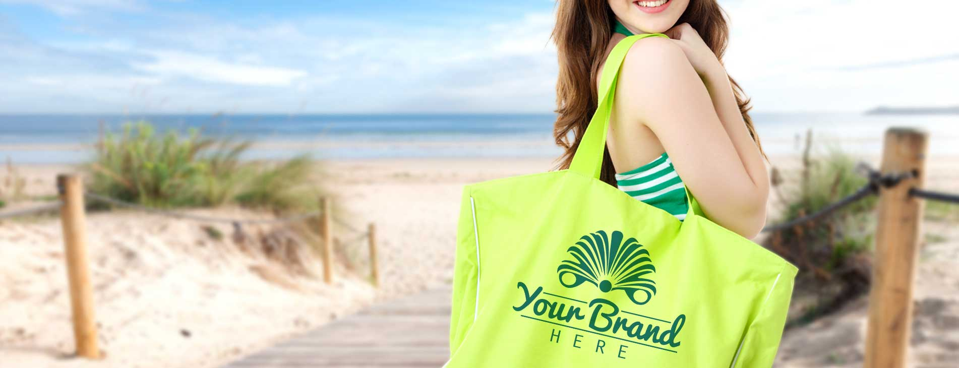 Promote with a tote!