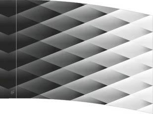 Diamond Textured Ombre
