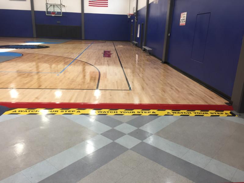 Safety Floor Graphics