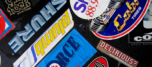 Your local chicago source for custom stickers and decals