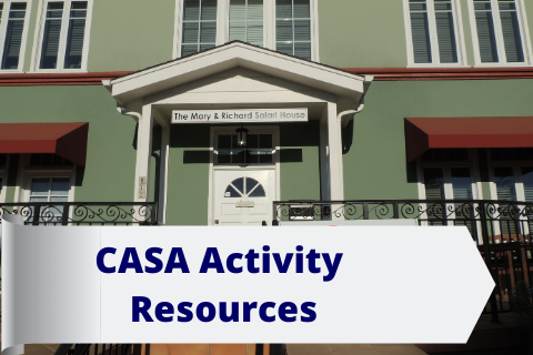 CASA Activity Resources