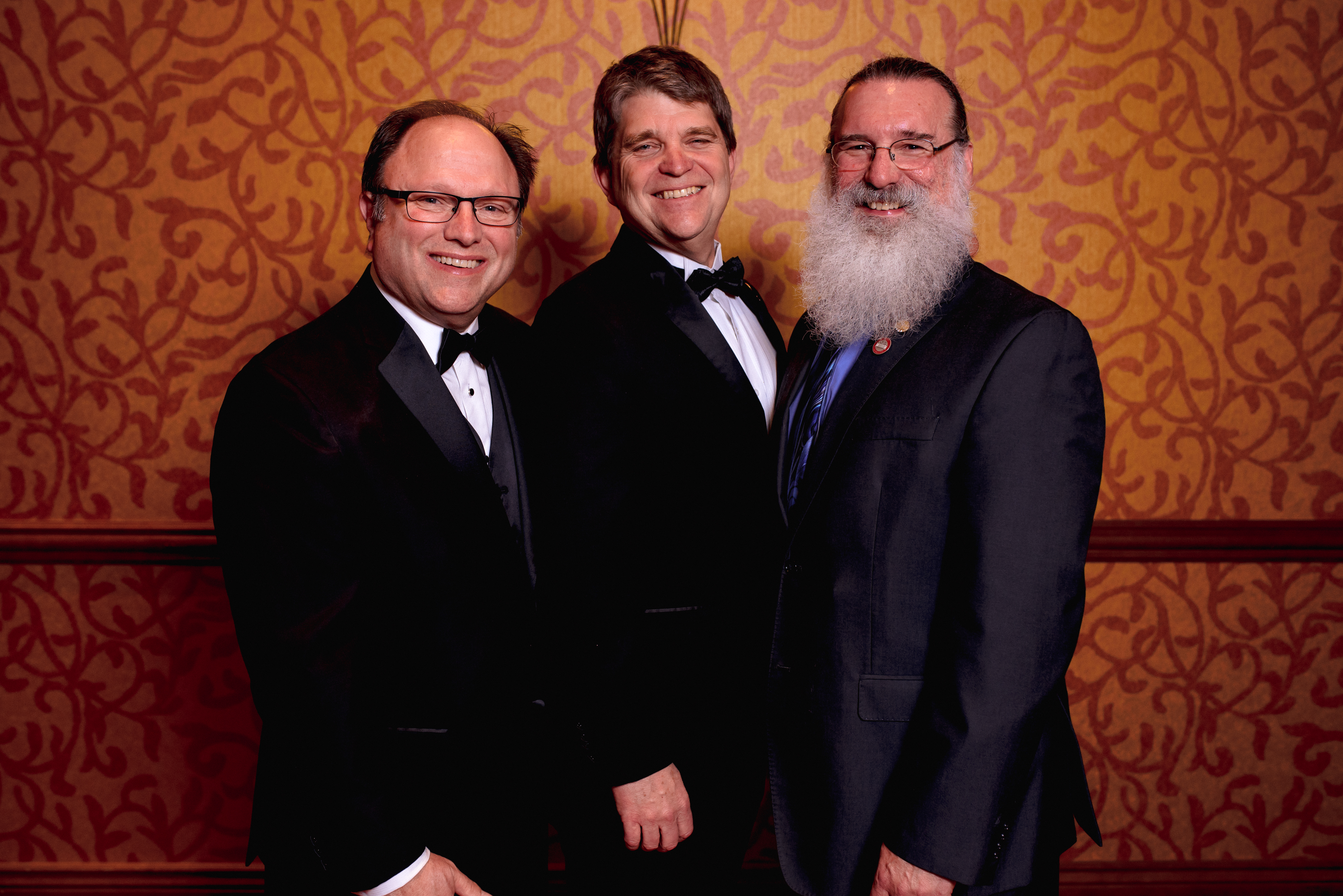 The AAFP President & Two AAFP Past Presidents in Nebraska