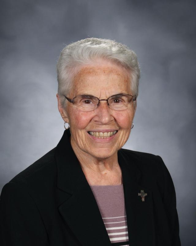 Sr. Suzanne Vandenheede